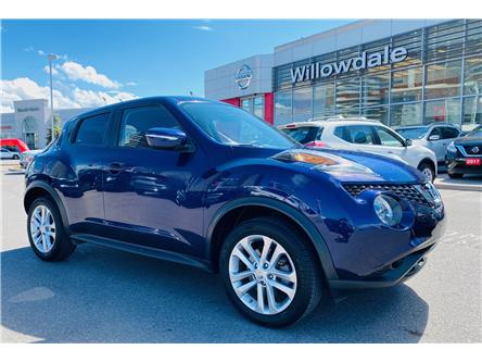 2016 Nissan Juke SV (Stk: C35559A) in Thornhill - Image 1 of 13