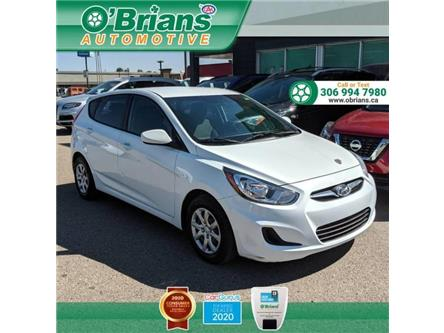 2014 Hyundai Accent GL (Stk: 13598A) in Saskatoon - Image 1 of 20