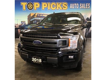 2018 Ford F-150 XLT (Stk: A34295) in NORTH BAY - Image 1 of 28