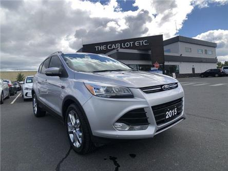 2015 Ford Escape Titanium (Stk: 20224-1) in Sudbury - Image 1 of 16