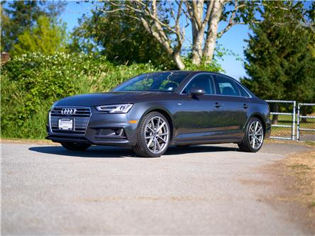 2017 Audi A4 2.0T Technik (Stk: VW1151) in Vancouver - Image 1 of 23