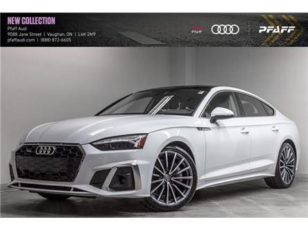 2020 Audi A5 2.0T Progressiv (Stk: T18639) in Vaughan - Image 1 of 22