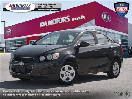 2014 Chevrolet Sonic LS Auto (Stk: KU2429) in Kanata - Image 1 of 25
