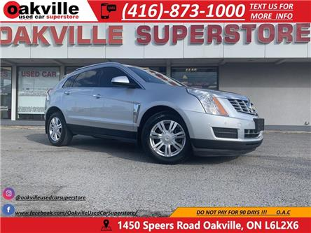 2014 Cadillac SRX LUX |AWD | BOSE | B U CAM | NAV | PANO | HTD STER (Stk: P0120) in Oakville - Image 1 of 22