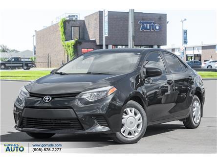 2015 Toyota Corolla CE (Stk: 351490) in Milton - Image 1 of 18
