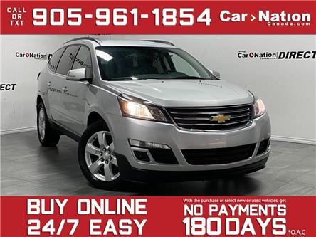 2017 Chevrolet Traverse 1LT (Stk: DOM-103671) in Burlington - Image 1 of 37