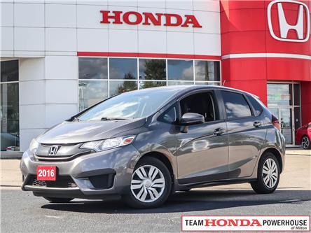 2016 Honda Fit LX (Stk: 20486AA) in Milton - Image 1 of 21