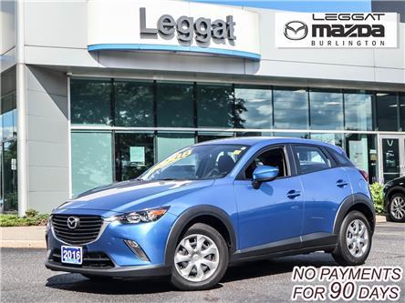 2016 Mazda CX-3  (Stk: 2286) in Burlington - Image 1 of 27