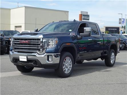 2020 GMC Sierra 3500HD SLT (Stk: 0210510) in Langley City - Image 1 of 6