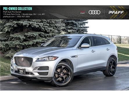 2018 Jaguar F-PACE 20d Prestige (Stk: T18515A) in Woodbridge - Image 1 of 22