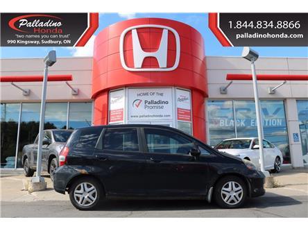 2008 Honda Fit LX (Stk: 22682W) in Greater Sudbury - Image 1 of 15