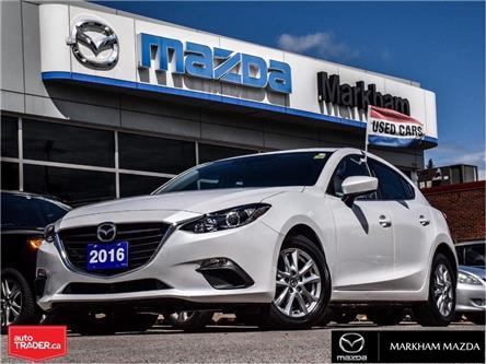 2016 Mazda Mazda3 Sport GS (Stk: P2002) in Markham - Image 1 of 25