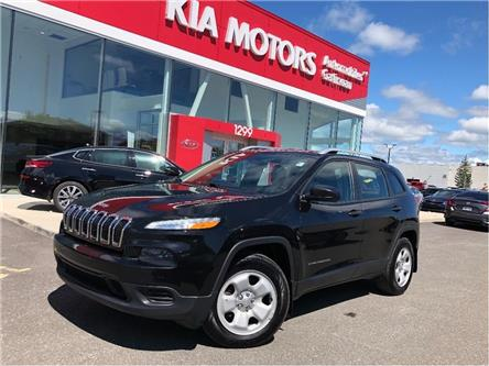 2016 Jeep Cherokee Sport (Stk: 20346A) in Gatineau - Image 1 of 17