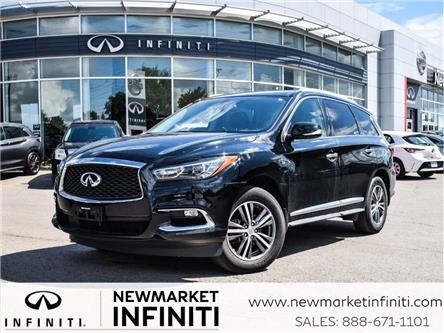 2017 Infiniti QX60 Base (Stk: UI1380) in Newmarket - Image 1 of 28
