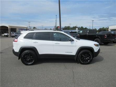 2020 Jeep Cherokee Trailhawk (Stk: 2020-T93) in Bathurst - Image 1 of 8