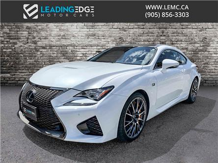 2017 Lexus RC F Base (Stk: 18050) in Woodbridge - Image 1 of 15