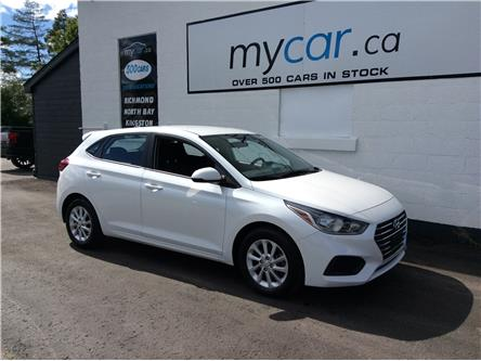 2019 Hyundai Accent Preferred (Stk: 200814) in North Bay - Image 1 of 21