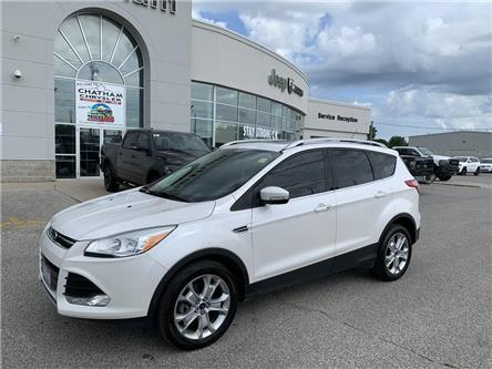 2016 Ford Escape Titanium (Stk: N04321B) in Chatham - Image 1 of 28