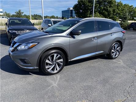 2016 Nissan Murano Platinum (Stk: 383-16) in Oakville - Image 1 of 16