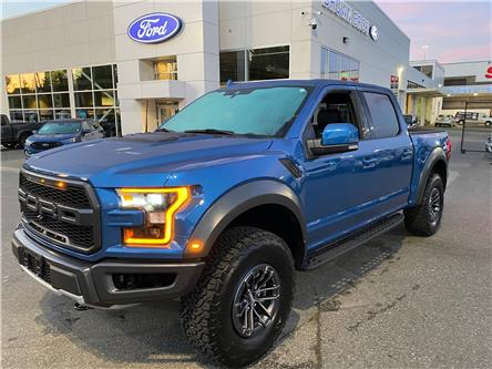 2020 Ford F-150 Raptor (Stk: LP20319) in Vancouver - Image 1 of 26