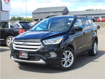 2018 Ford Escape SEL (Stk: 201013A) in Fredericton - Image 1 of 14