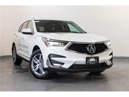 2021 Acura RDX Platinum Elite (Stk: M800312COURTESY) in Brampton - Image 1 of 19