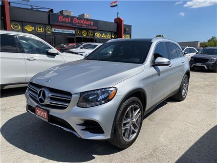 2017 Mercedes-Benz GLC 300 Base (Stk: 164028) in Toronto - Image 1 of 16