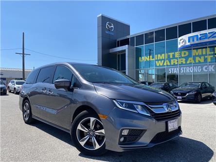 2018 Honda Odyssey EX (Stk: UM2451) in Chatham - Image 1 of 23