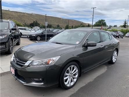 2015 Honda Accord Touring (Stk: T20189A) in Kamloops - Image 1 of 21
