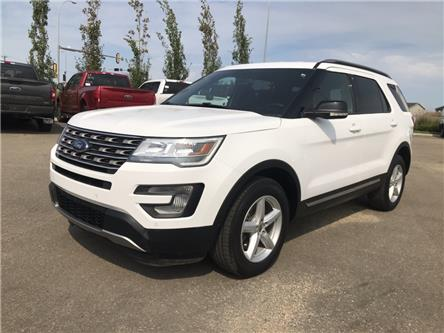 2017 Ford Explorer XLT (Stk: LEX025A) in Ft. Saskatchewan - Image 1 of 24