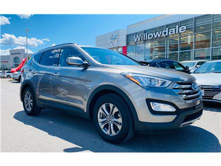 2015 Hyundai Santa Fe Sport 2.4 Base (Stk: H9195A) in Thornhill - Image 1 of 21