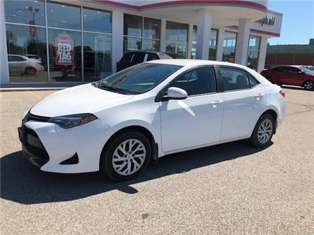 2018 Toyota Corolla LE (Stk: CP10130) in Chatham - Image 1 of 8