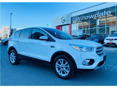 2019 Ford Escape SE (Stk: C35593) in Thornhill - Image 1 of 19