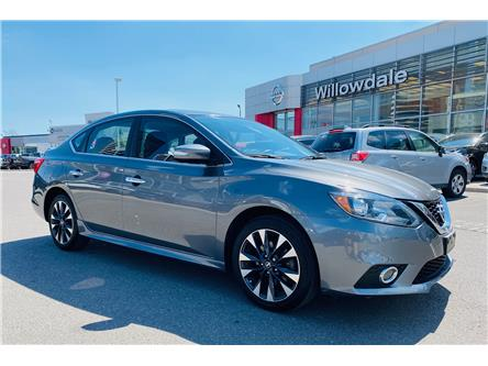 2017 Nissan Sentra 1.6 SR Turbo (Stk: N886A) in Thornhill - Image 1 of 20