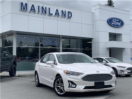 2019 Ford Fusion Hybrid Titanium (Stk: P66206) in Vancouver - Image 1 of 26