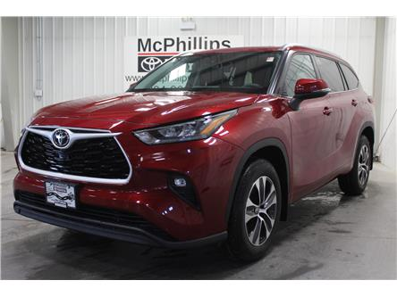 2020 Toyota Highlander XLE (Stk: S514701) in Winnipeg - Image 1 of 21