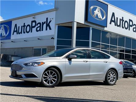 2017 Ford Fusion SE (Stk: 17-60584JB) in Barrie - Image 1 of 23