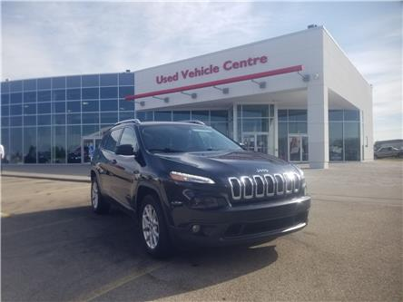 2016 Jeep Cherokee North (Stk: 2200756A) in Calgary - Image 1 of 25