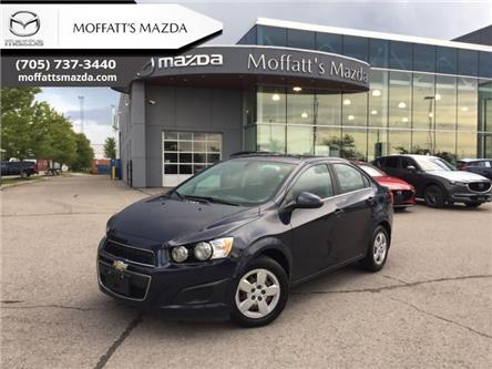 2016 Chevrolet Sonic LT Auto (Stk: 28469) in Barrie - Image 1 of 19