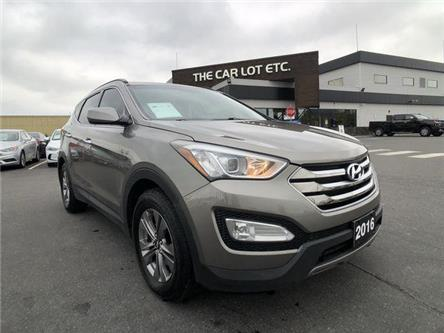 2016 Hyundai Santa Fe Sport 2.4 Base (Stk: 20402) in Sudbury - Image 1 of 23