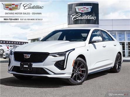 2020 Cadillac CT4 Sport (Stk: 0149044) in Oshawa - Image 1 of 18
