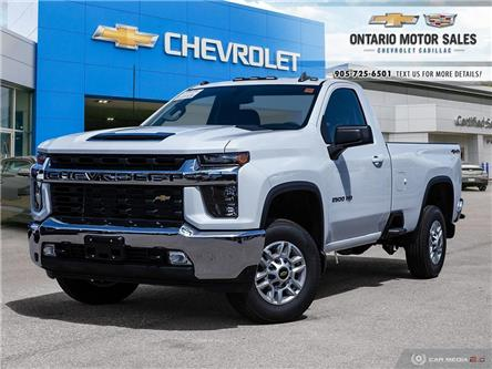 2020 Chevrolet Silverado 2500HD LT (Stk: T0296418) in Oshawa - Image 1 of 18