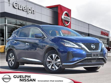 2020 Nissan Murano SV (Stk: N20750) in Guelph - Image 1 of 23