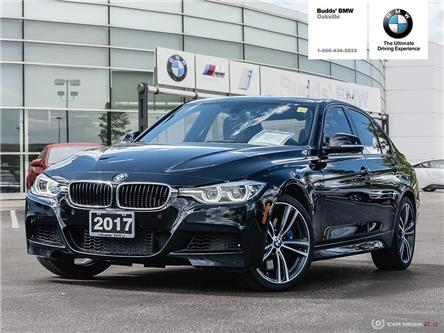 2017 BMW 340i xDrive (Stk: DB7020) in Oakville - Image 1 of 28