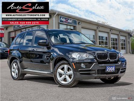 2008 BMW X5 3.0si (Stk: XM70141) in Scarborough - Image 1 of 28