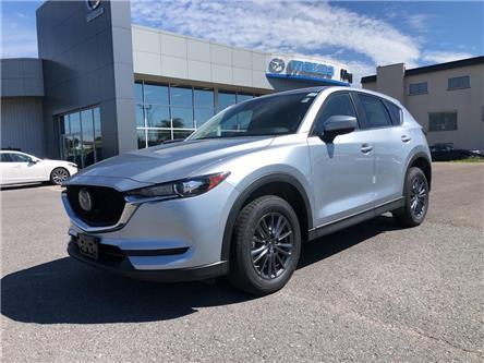 2020 Mazda CX-5 GS (Stk: 20T019) in Kingston - Image 1 of 15