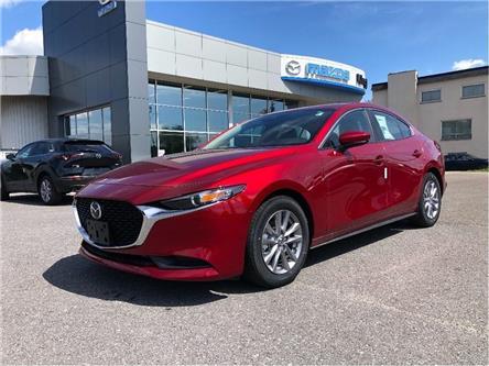 2020 Mazda Mazda3 GS (Stk: 20C052) in Kingston - Image 1 of 15