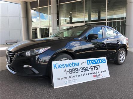 2016 Mazda Mazda3  (Stk: U3992) in Kitchener - Image 1 of 27