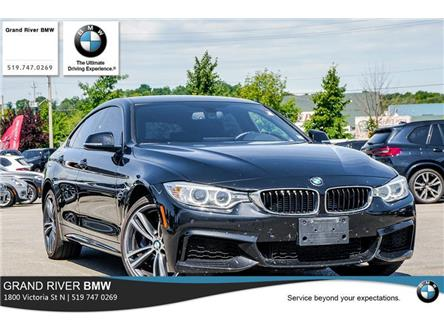 2017 BMW 440i xDrive Gran Coupe (Stk: PW5538) in Kitchener - Image 1 of 21