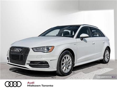 2016 Audi A3 e-tron 1.4T ultra (Stk: P8178) in Toronto - Image 1 of 22